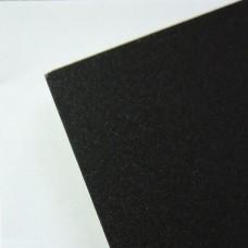 Plexiglas negru mat (nelucios)