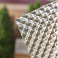 Plexiglas texturat