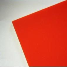 Plexiglas rosu (nuanta deschisa) grosime 3 mm
