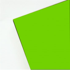 Plexiglas verde (nuanta deschisa) grosime 3 mm